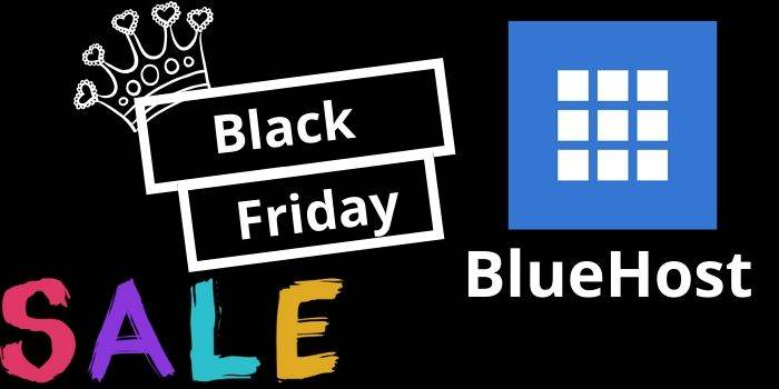 BlueHost Black Friday Sale
