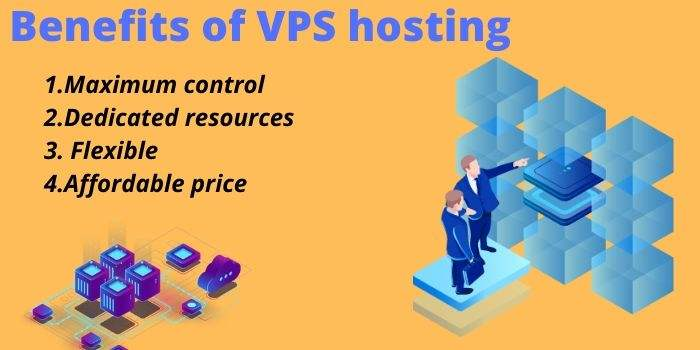 Benifits of VPS hosting