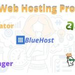 Top 5 Webhosting company