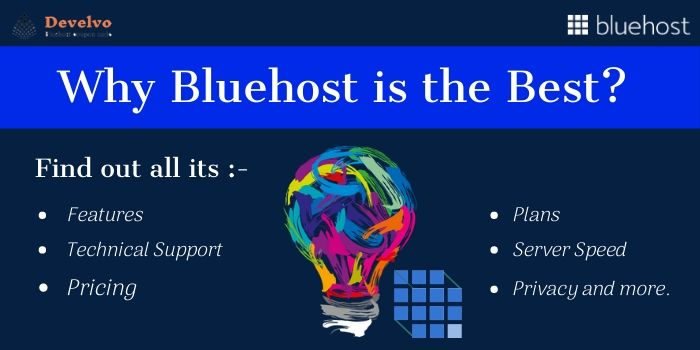 Why Choose BlueHost Web Hosting