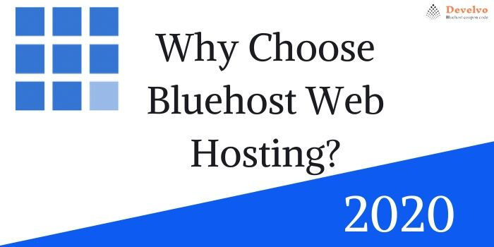 Why BlueHost is best