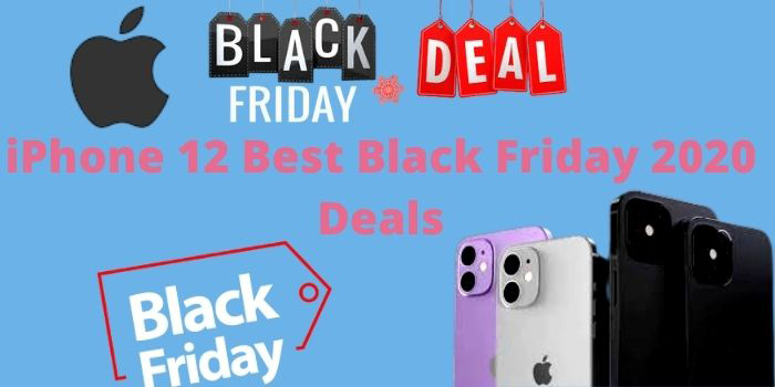 Iphone 12 Black Friday