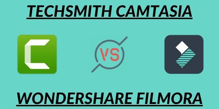 Camtasia vs Filmora www.develvo.net